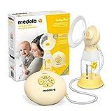 Medela Swing Flex sacaleches eléctrico simple, extractor de leche con embudo Flex (talla S y M incluidas) que se adapta a la forma del cuerpo materno,sistema 2-Phase imita el ritmo de succión del bebé
