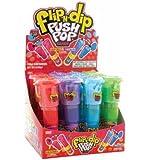 Push Pop Flip-n-dip x 12