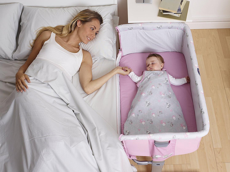 🔵 Cunas para bebé