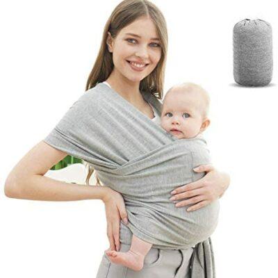 Mochilas portabebes de tela