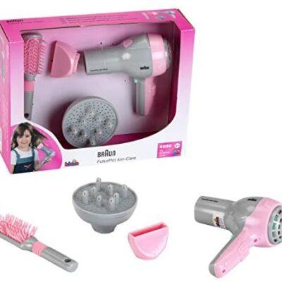 Secadores de pelo con pilas