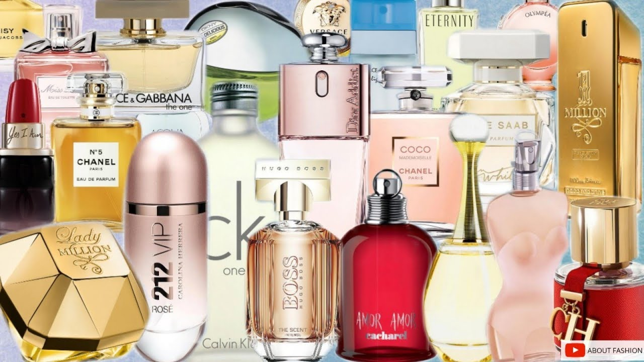 🔵 Perfumes