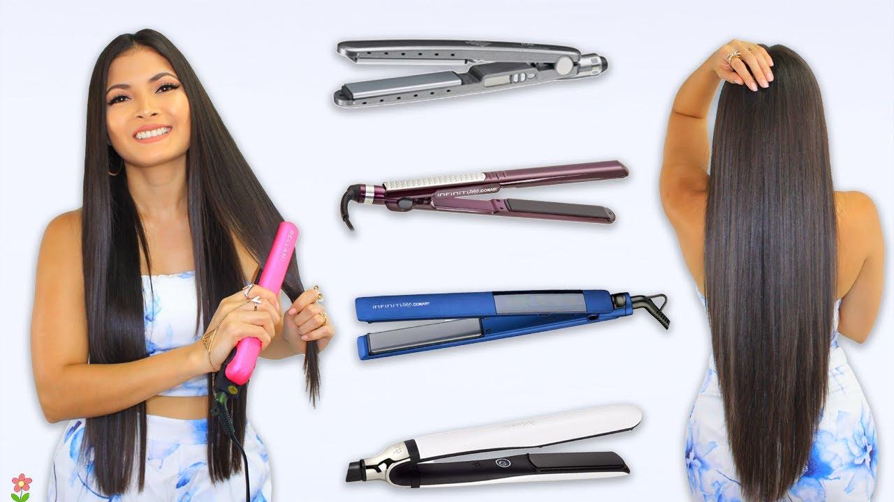 🔵 Planchas de pelo